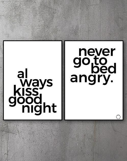 Plakater med citater