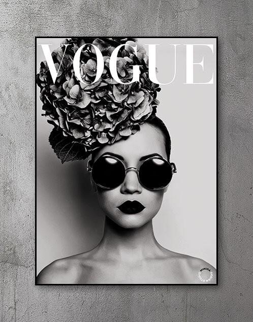 Vogue Plakat