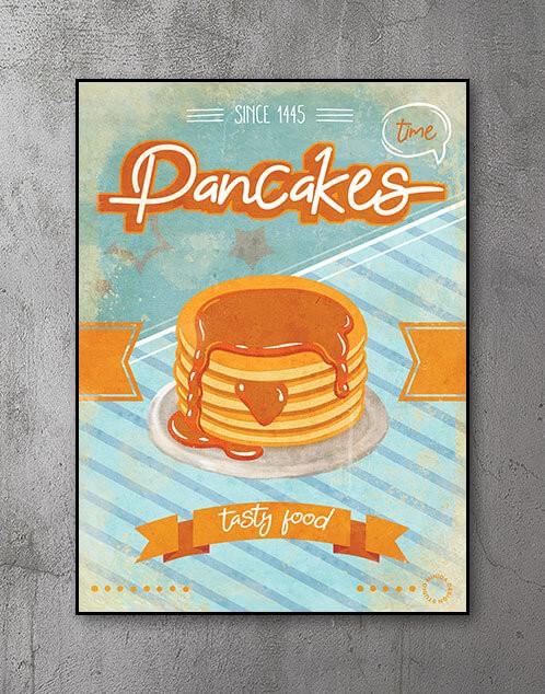 Plakater køkkenet