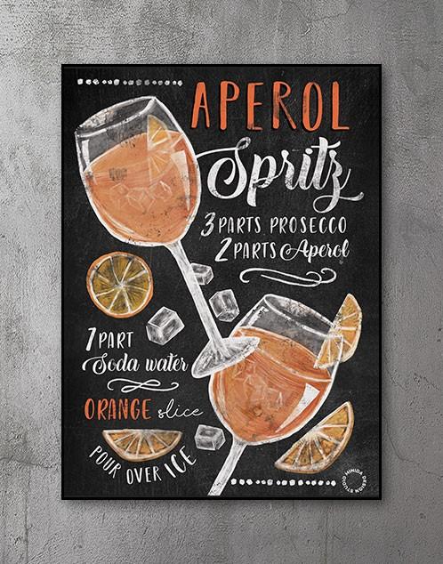 Plakater drinks