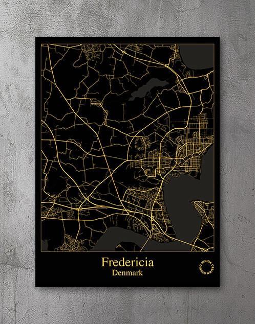 Plakat Fredericia #2
