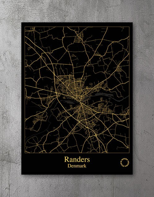 Plakat Randers #2