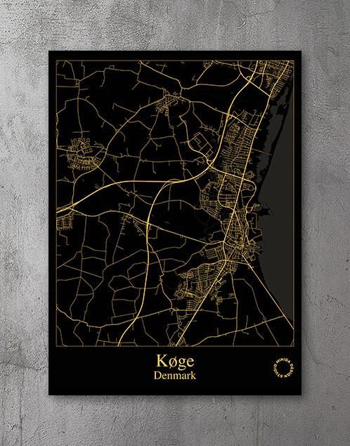 Plakat Køge #2