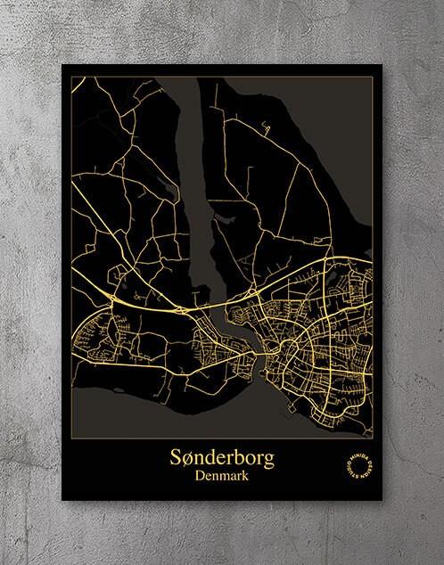 Plakat Sønderborg #2