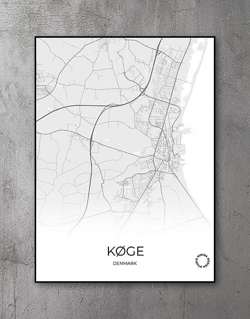 Plakat Køge