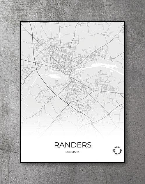 Plakat Randers