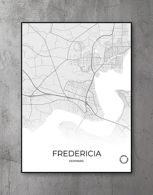 Plakat Fredericia