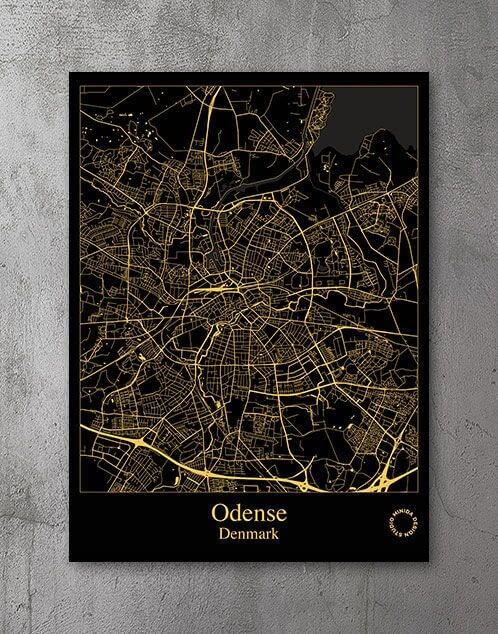 Byplakat Odense