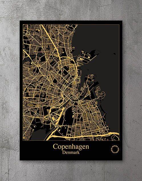Byplakat København