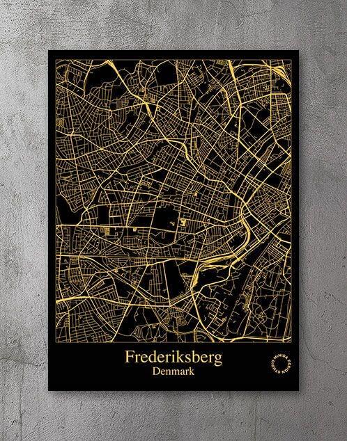 Byplakat Frederiksberg
