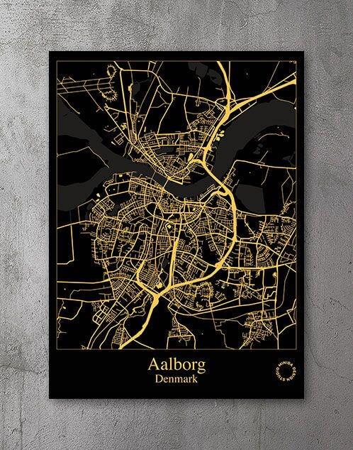Byplakat Aalborg