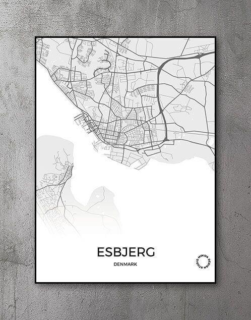 Esbjerg Plakat