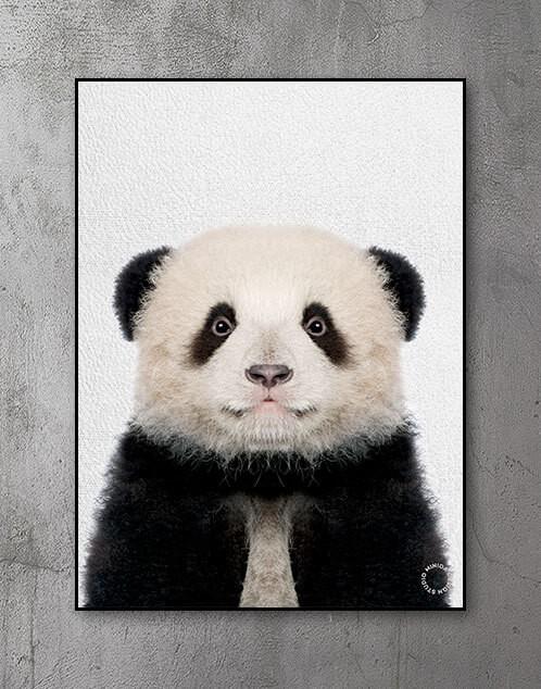 plakater til børn nuttede dyr