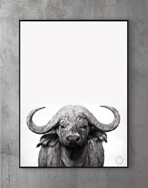 Moderne plakater