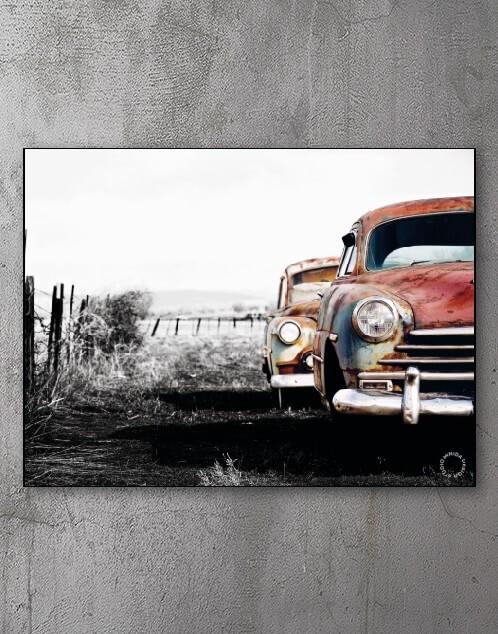 Billige Plakater Online - Old Motors