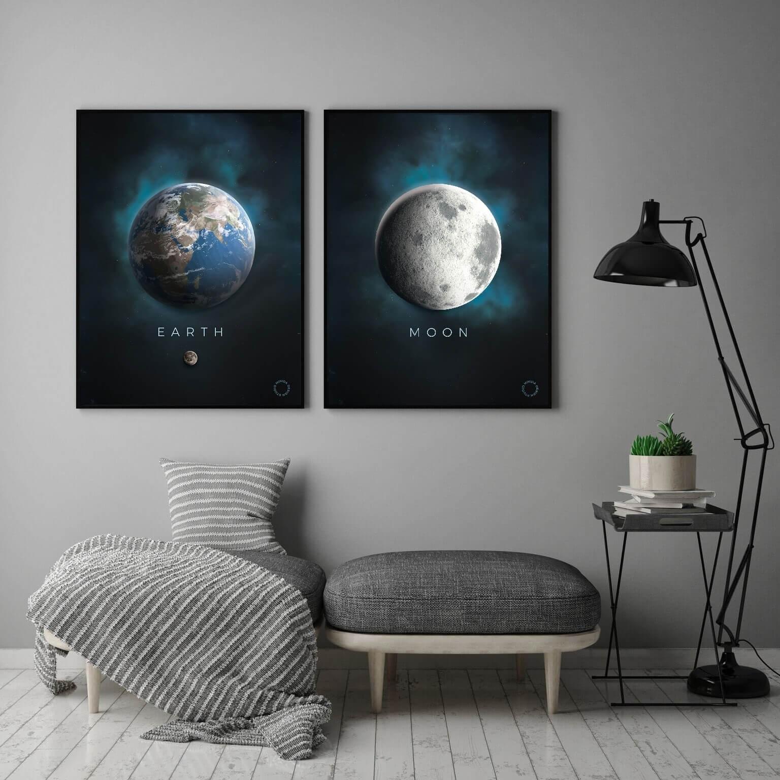 Billeder og plakater til væggen