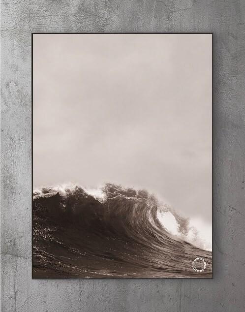 Plakat - The Wave