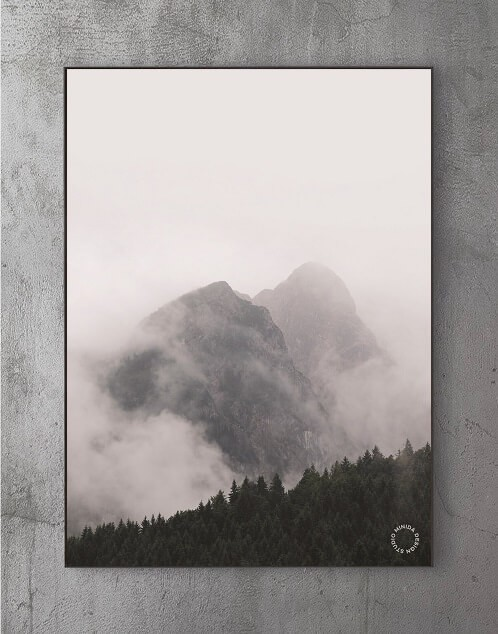 Billige Plakater - Mountains