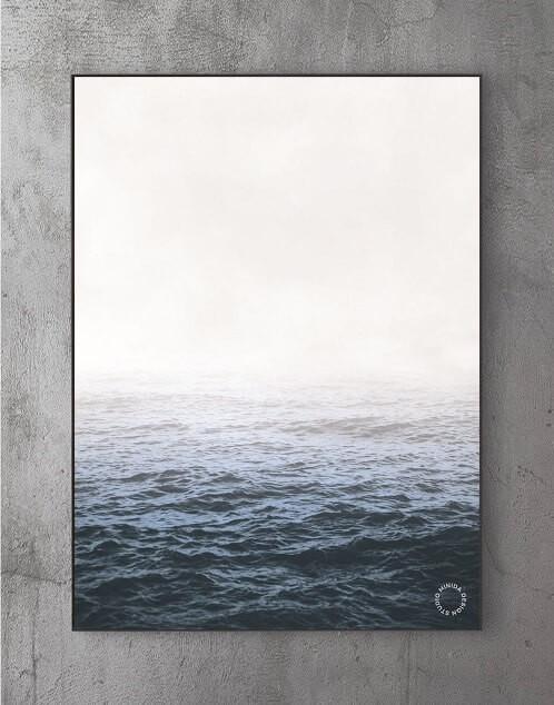 Billige Plakater - Ocean