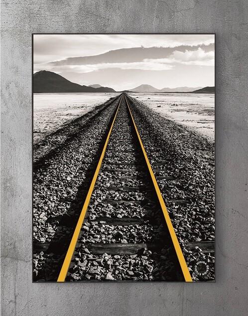 Billige Plakater - Railroad