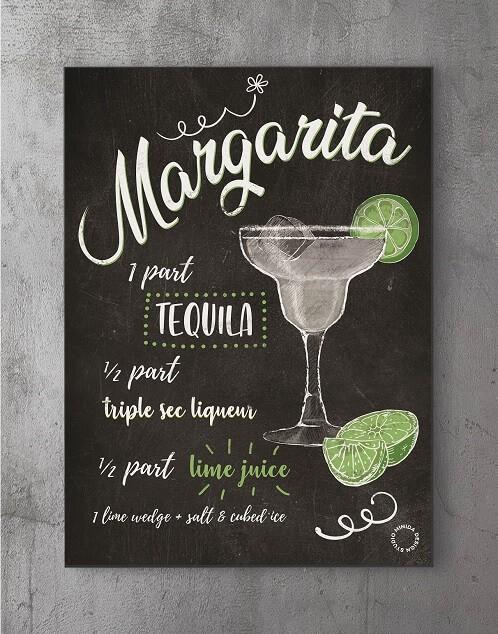 Plakater med citater - Margarita