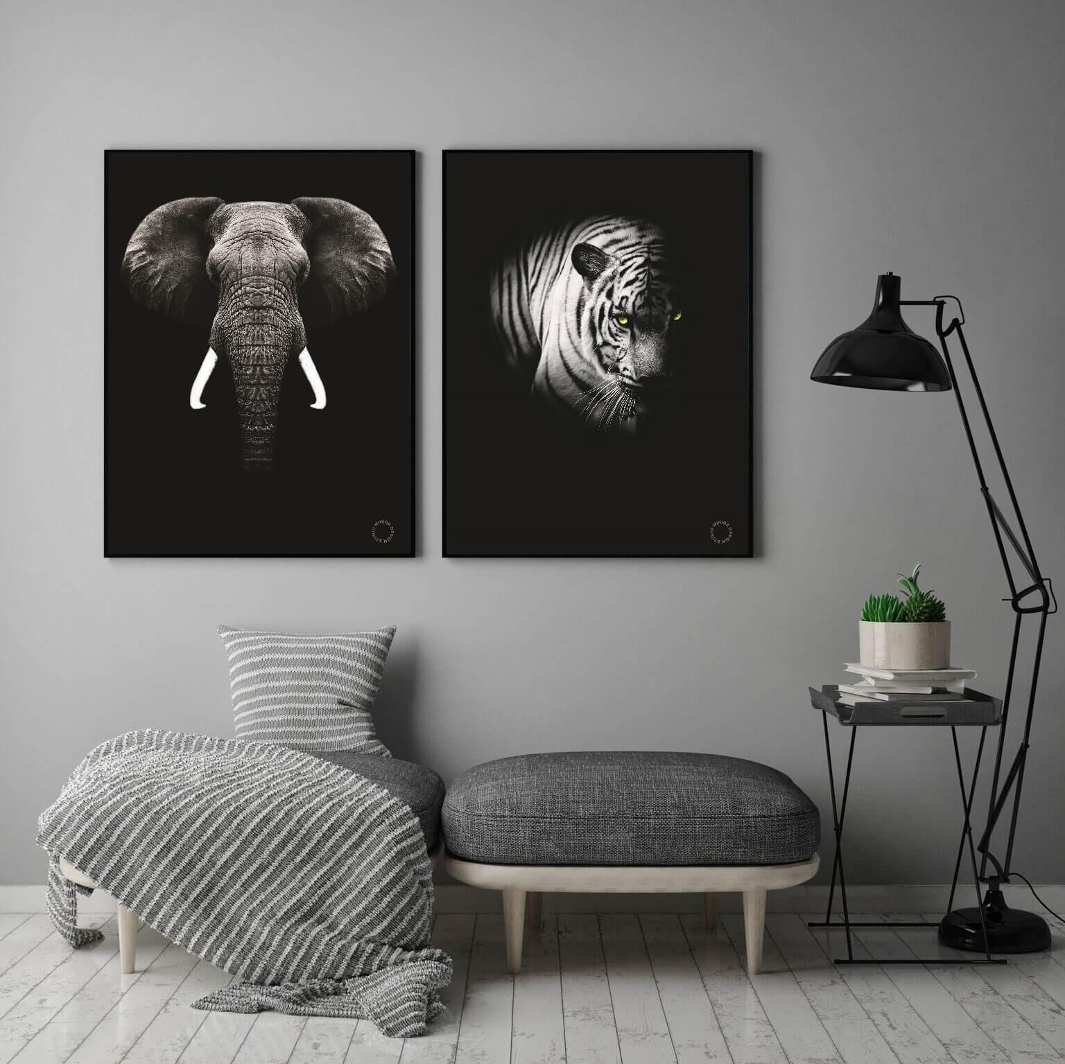 billeder og plakater
