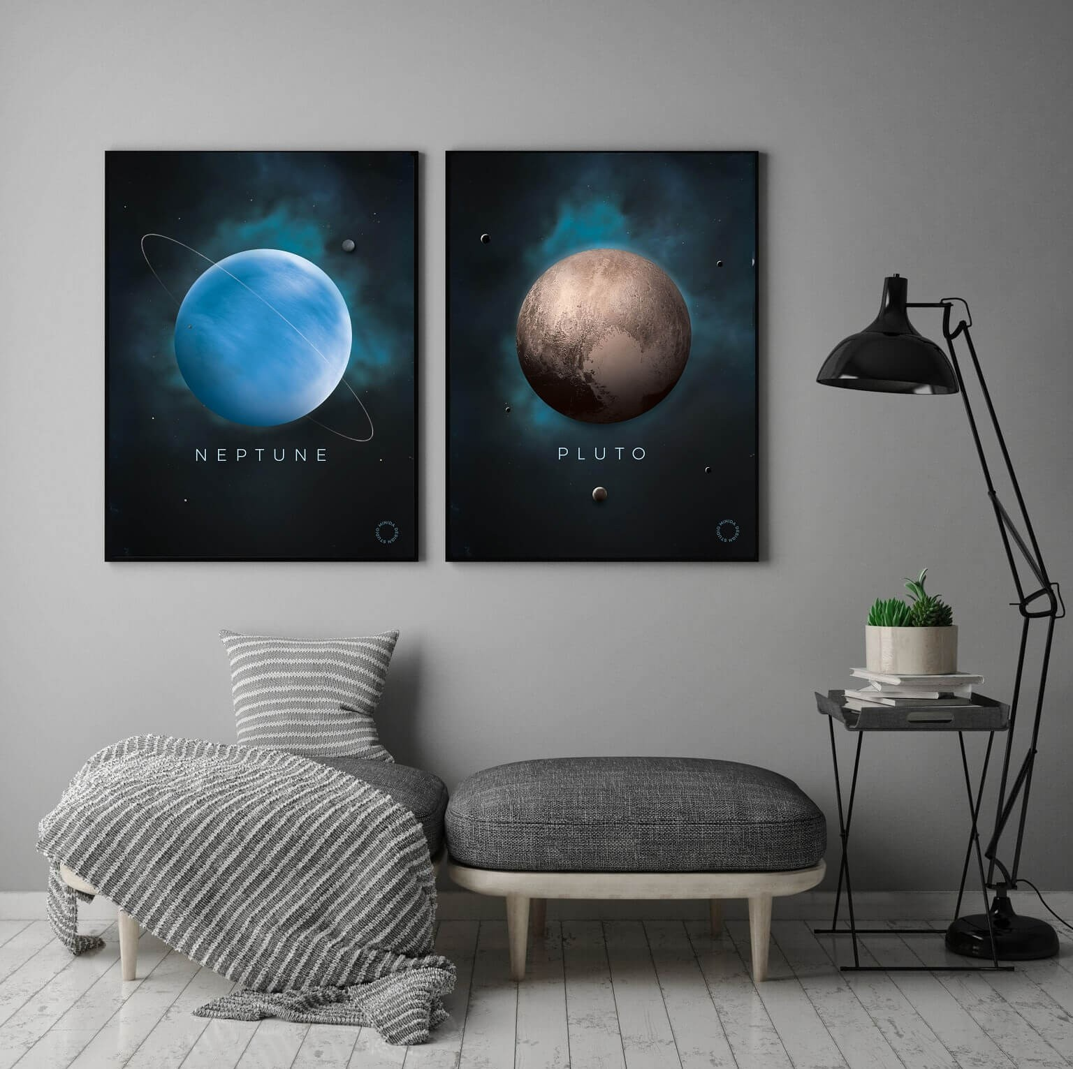 Plakater og billeder til væggen