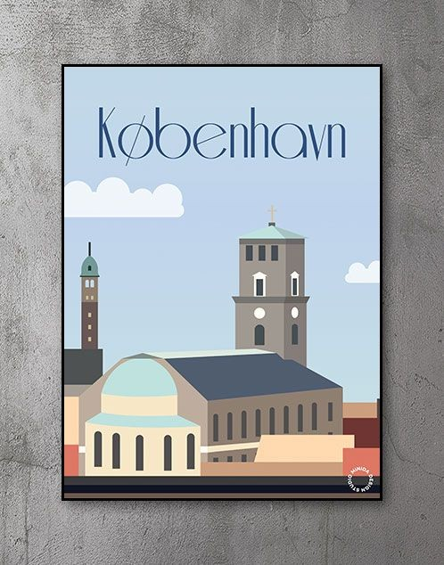 København Plakat